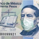 Mexican Swine 20 Pesos note RedPix