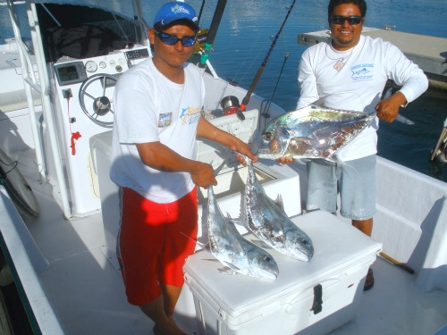 Pompano at The Marietta Islands