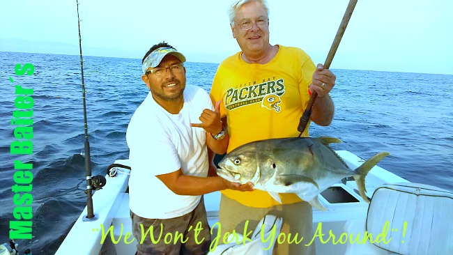 Short Day Trips can rely on Jack Crevalls to give you some arm burning action in Puerto Vallarta!