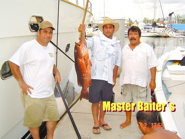 06 09 2016 Red Snapper 8 hrs, Capt hector 650 pxls MBtext