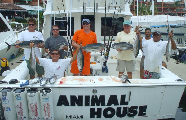 Jerry Dalebout and Crew ontournament winning  Animal House