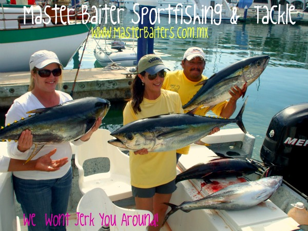 Yellowfin Football Tuna at Yelapa, 4 Hrs on Bella Del Mar, Our 28ft  Super Panga