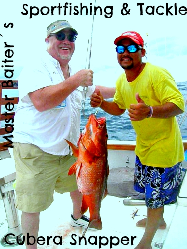 08 07 2015 Robery Bryant 2, Cubera Snapper, Magnifico, 10 hrs MBText