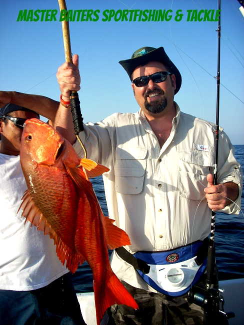 09 21 2015 Red Snapper, 25lbs 002 650 pxls MBText