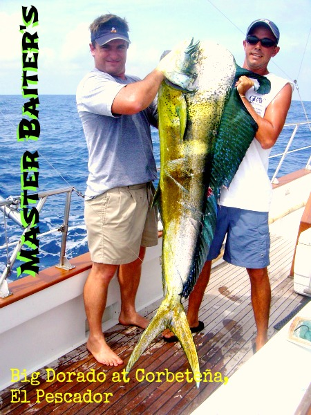 Big Dorado at Corbetena!