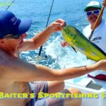 My friend Peter Breum came down to pv and we had a day on the water....