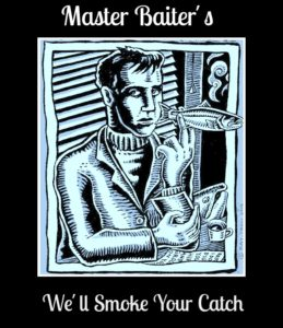 Smoked Fish Illustration We.ll Smoke your Catch