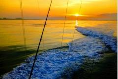 08 08 2018 Puerto Escondido, Nachos Sunset 2